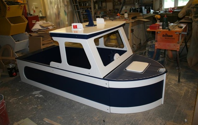 The Fishing Boat Bed Bluewell Theme Beds