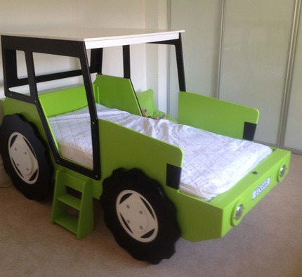Image gallery tractor bed for Lit tracteur